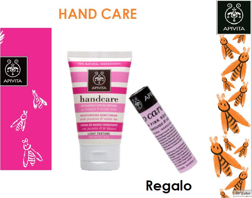 handcare-rosa